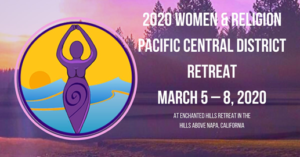 2020 PCD Women & Religion