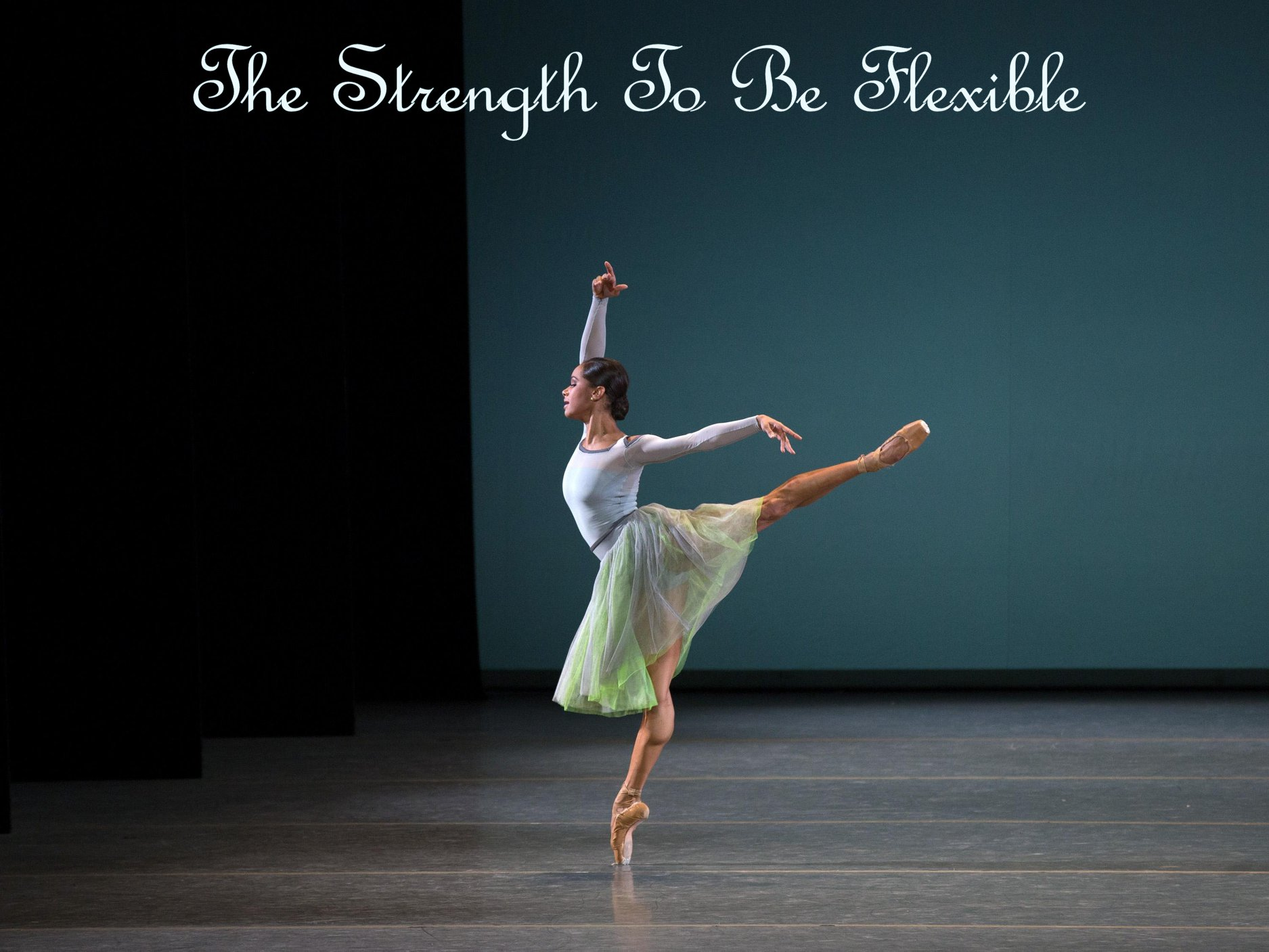 The Strength to be Flexible